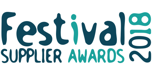 Festival Supplier Awards 2018