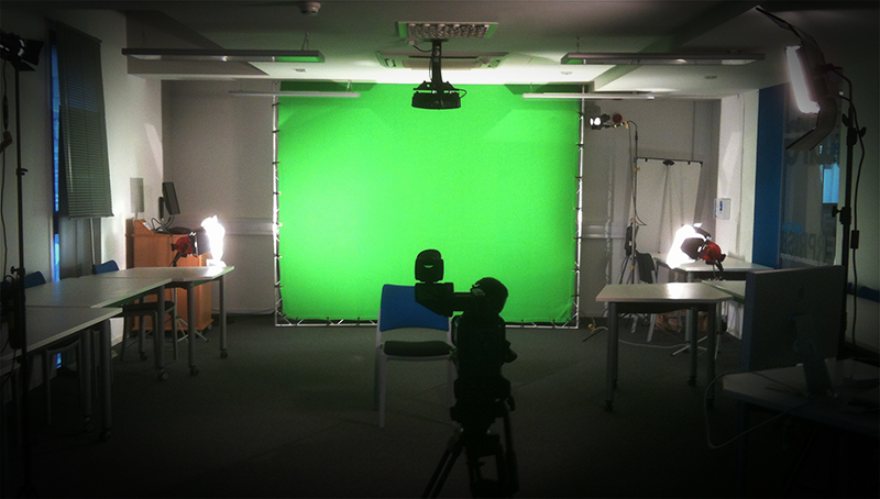 Chromakey (Green Screen) Production